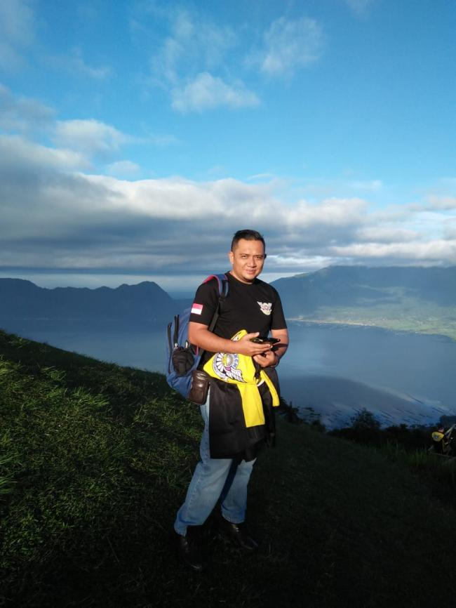 Mirdas Aditya Terpilih Menjadi Ketua BKCN