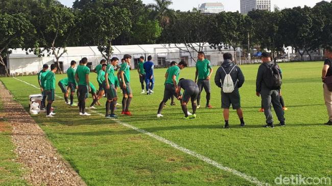 Timnas U-23 Sisakan 2 Uji Coba ke Asian Games 2018