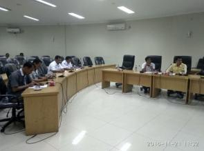 Karyawan PT BTR Adukan Nasib ke DPRD Kampar