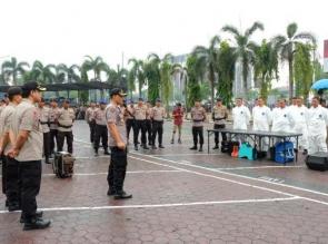 Polda Riau Siap Bantu Pemprov Untuk Pencegahan dan Penanganan Covid-19