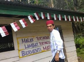Ustaz Abdul Somad Keliling Kepri, Diawali Dari Karimun. Berikut Jadwal dan Lokasinya