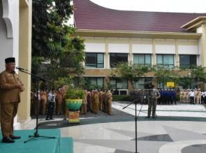 Sekda Kampar : Alm. Azis Zaenal Bangun Pondasi Yang Kokoh Bagi Pembangungan Kampar.