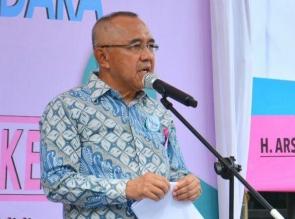 Pergi ke Solo, Gubernur Riau Penuhi Undangan Pernikahan Putri Jokowi
