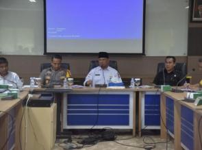 Dalam Rangka Peningkatan PAD, Pemkab Kampar Akan Terbitkan Perda Walet.