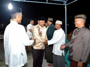 Wakil Bupati Kampar Hadiri ITQON DPD Kampar