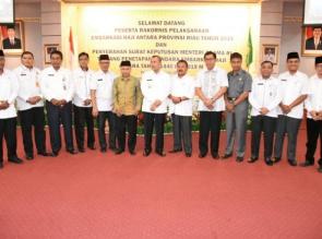Provinsi Riau Tahun Sudah Punya Embarkasi Sendiri