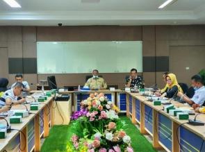 Hadapi Wabah Covid-19, Pemkab Kampar Siapkan Keuangan dan Anggaran.