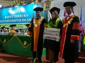 Prof Dr H Syafrinaldi SH MCL :  Jangan Pernah Menyerah Akan Cita-Citamu