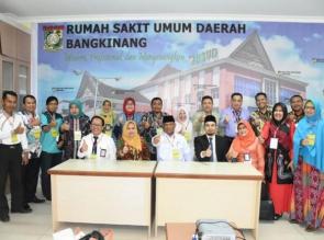 RSUD Akreditasi, Pemda Kampar Siap Jadikan RS Pendidikan
