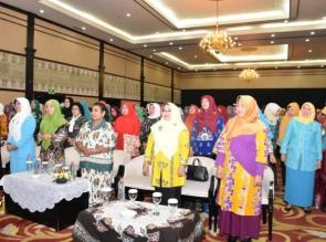 Hari kedua Rakornas PAUD dan Himpaudi, Kampar ikuti Pelatihan dan Workshop