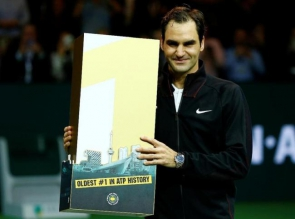 Federer Kembali Jadi Petenis Nomor 1