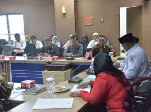 Pemkab dan Kemenag Gelar Rakor Persiapan Pelaksanaan Manasik Haji