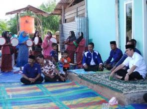 80 Persen Suara Masyarakat PU Teluk Pesisir Kubu Siap Memilih Cagub Riau Nomor 1