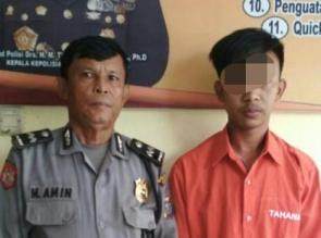 Tidur di Kamar Pacarnya, Pemuda ini Digelandang ke Kantor Polisi