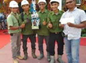 Dukung Pelestarian Adat Melayu, RAPP Juara 2 Pompong Hias