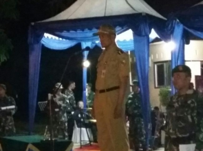 Serah Terima Peleton Beranting, Tema Hut Infantri TNI AD