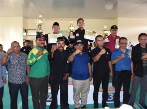 Sekda Kampar Tambahkan Bonus Pembinaan Untuk juara IPSI
