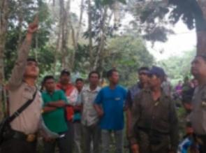 Heboh ! Warga Pulau Jambu Ditemukan Tewas Gantung Diri di Pohon Rambutan