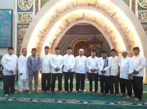 Wakapolresta Pekanbaru Hadiri Peringatan Maulid Nabi Muhammad SAW 1439 H