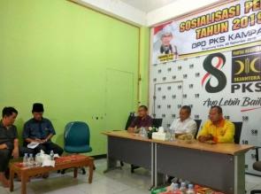 Koalisi Prabowo - Sandi Target Menang 75 Persen di Kampar