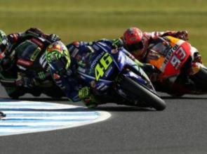 Catalunya Ajang Rossi Raih Juara, Saingannya Tetap Marc Marquez
