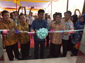 Walikota Batam :Bank Riau Kepri Pilihan Utama Pemko Batam Dalam Layanan Transaksi Perbankan