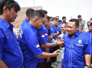 Bupati lantik PODSI Kampar periode 2019-2023.
