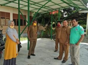 Datuok Mail Wakili Dinsos Kampar, Kunjungi Keluarga Pak Ara Sulaiman