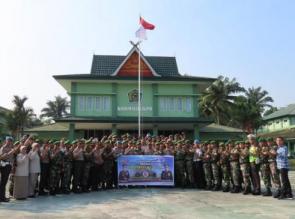 HUT TNI KE 74, LAGI LAGI POLRES KAMPAR BERIKAN KEJUTAN KEPADA KODIM 0313/KPR