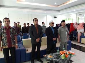 Dr. Azhar Jaafar dari University Kolej Malaysia Kuliah Umum di FAI UIR