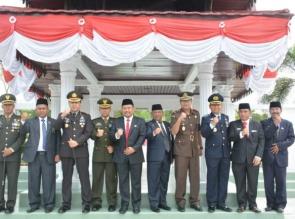 Kampar Siap Berikan Prestasi Terbaik, di MTQ XXXVI Provinsi Riau 2017/439 H di Kota Dumai.