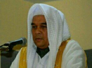 Setelah Tes Kesehatan, Edy Natar Jadi Khotib Di Mesjid At - Taqwa