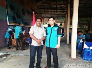 DPC.F. SPTI - K. SPSI kampar Gelar Rapat Pimpinan Cabang