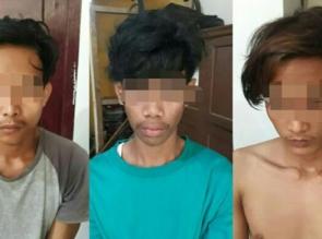 4 Pemuda Ditangkap Usai Bongkar Rumah Guru Honorer
