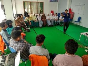 Dinas Perpustakaan dan Kearsipan Kampar Taja Kegiatan Workshop Jurnalistik Bagi Siswa dan Mahasiswa