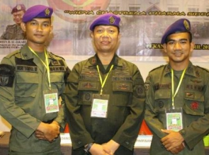 Indra Pomi Nasution : Terpilih Secara Mufakat Menwa