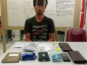 3 Pekan Buron, DPO Kasus Narkoba ini Akhirnya Tertangkap.