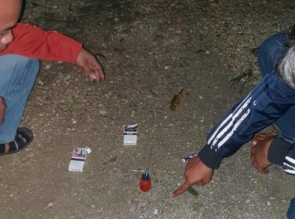 Pelaku Kabur Saat Penggerebekan Polisi di Desa Utama Karya, 1 Paket Shabu Ditemukan di TKP