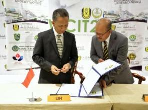 UIR dan USAS Malaysia MoU Kerjasama Pendidikan