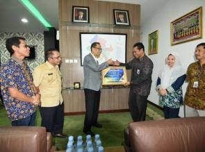 Bupati Kampar terima Sertifikat WTP Dari Kementerian Keuangan RI