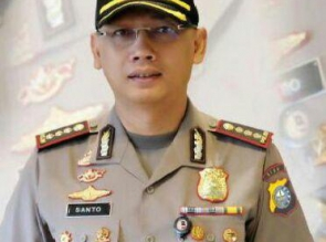Pengamanan Malam Pergantian Tahun, Pekanbaru Aman, Tertib dan Lancar.