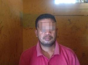 Polisi Ringkus Seorang Bandar Narkoba Asal Desa Sungai Liti