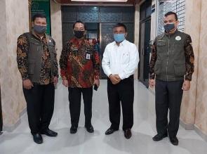 Satu-satunya Dari Riau, Kakan Kemenag Kampar Ikuti Tes Assesmen JPT Prtama Kemenag RI