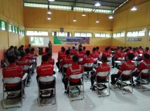 Puluhan Tim Pemadam Kebakaran RAPP Tambah Kompetensi di Situgal