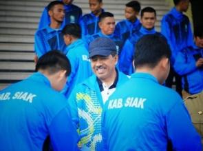 Sebanyak 519 Atlet dari Siak Siap Mengukir Prestasi di Popda Riau