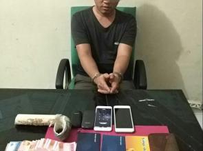 Buang 11 Paket Shabu pada Pipa Pembuangan Air, Warga Penyasawan ini Ditangkap Polisi