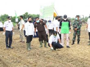 Gubri : Corona hilang, jangan sampai ada masalah pangan di Riau