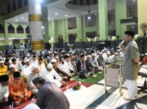 Tabligh Akbar dalam rangka Hari Jadi Kabupaten Kampar ke 69 tahun 2019.
