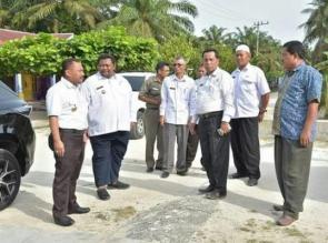 Gesa Pembangunan, Wabup Turun Ke Desa, Tampung Aspirasi warga