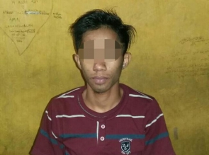 Seorang DPO Penyuplai Shabu di Lapas Bangkinang Akhirnya Ditangkap Polisi